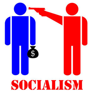 Socialism Gunpoint