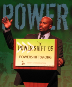 Van Jones Powershift 09