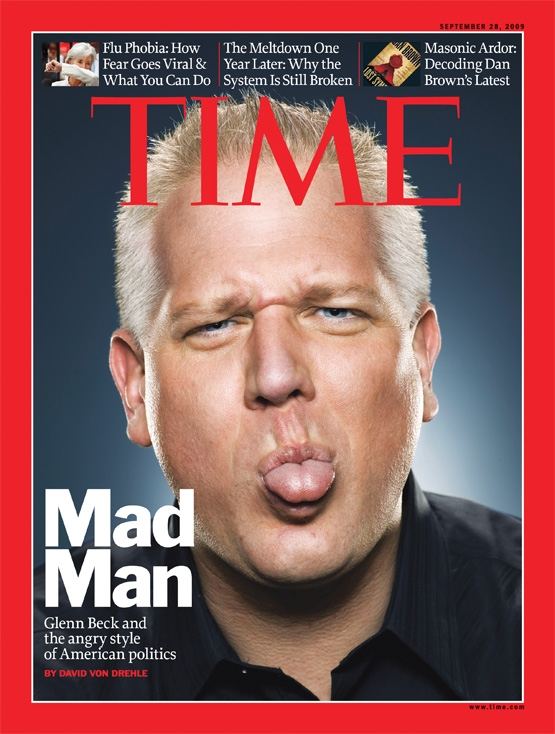 "This Week's Cover of ""Time"" Magazine"