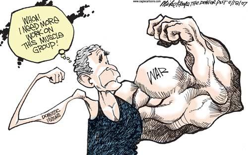 Bush Muscle