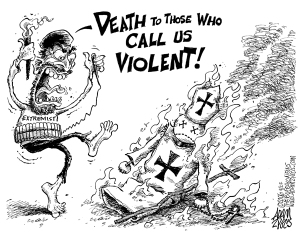 Death to Those Call Us Violent