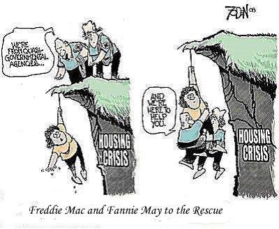 Fannie Freddie Here to Help