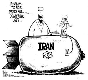 Iran Bomb Table