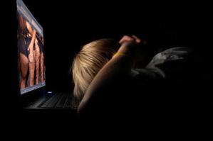 Kid Watching Internet Porn