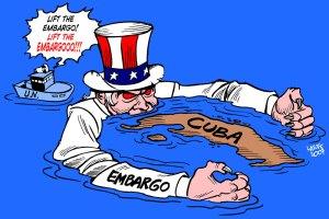 Lift Cuba Embargo