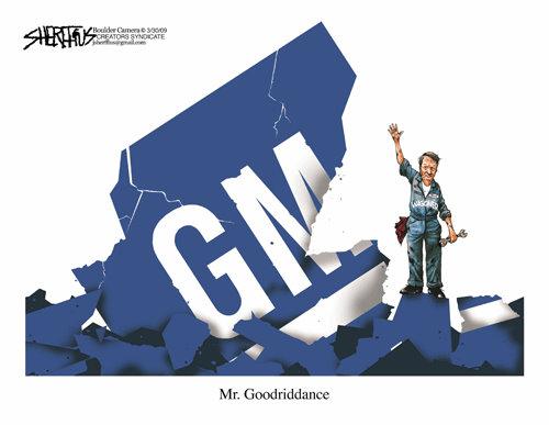 Mr Goodriddance