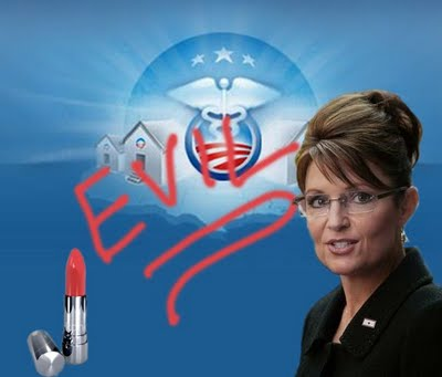 Palin on Obamacare