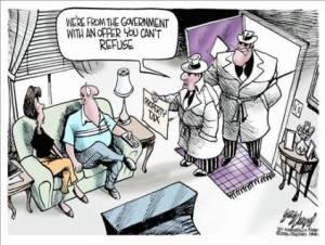 Property Tax Cartoon