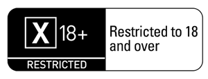 Restricted Logo XXX