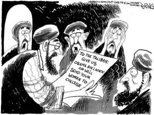 Taliban Women to College