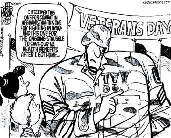 Vet Ribbons To Save VA HC