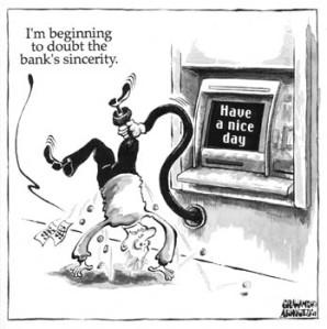 Bank Fee Nice Day
