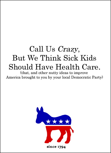 Dems Sick Kids HC Appeal