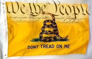 Don't Tread We the People