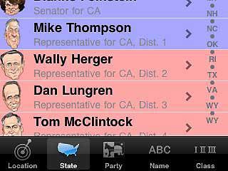 iPhone App Congress