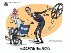 Public Option Handicap