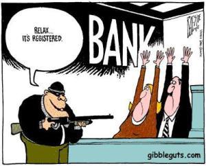 Robber Its Registered