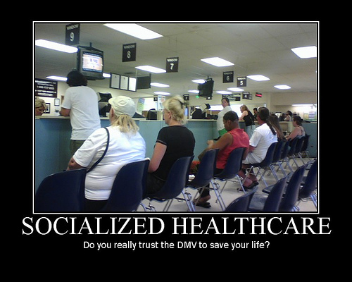 Socialize Health Care DMV