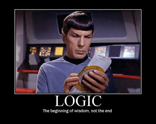 Spock Logic Begninning