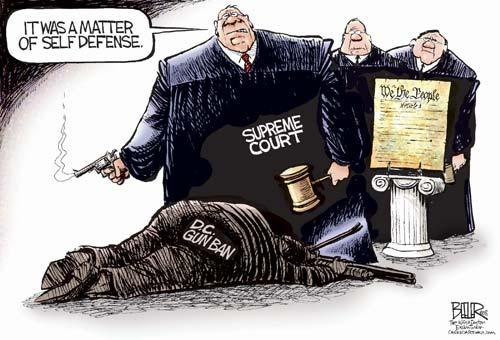 Supreme Court DC Gun Ban