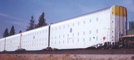 FEMA Boxcars