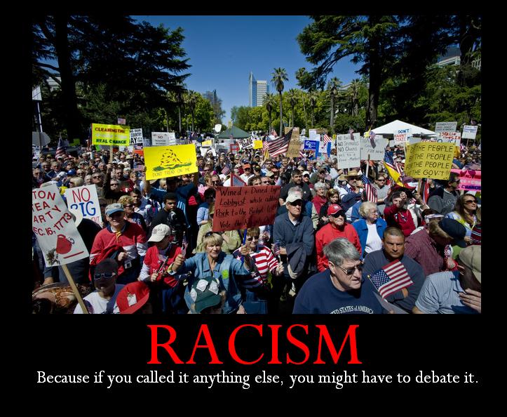 hate deep evil racists justifies crazy people pose sane tea party racists