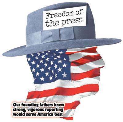Freedom of the Press Under