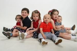 SK's grandchildren