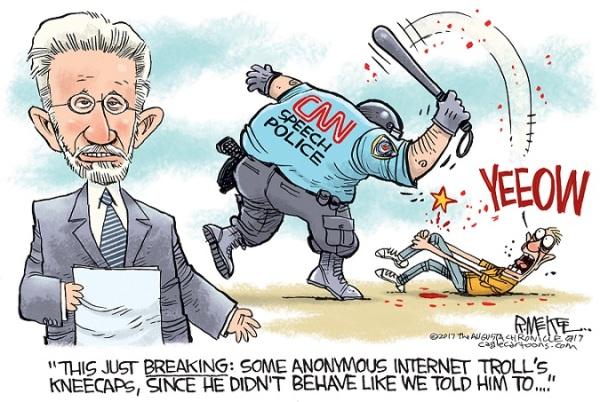 CNNspeechpolice
